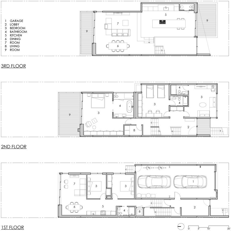 casa switchback de edmonds & lee - planos (30)