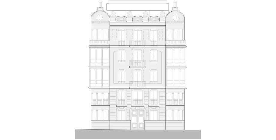 edificio de oficinas 1905 por fran silvestre y alfaro hoffman - foto diego opazo (38)