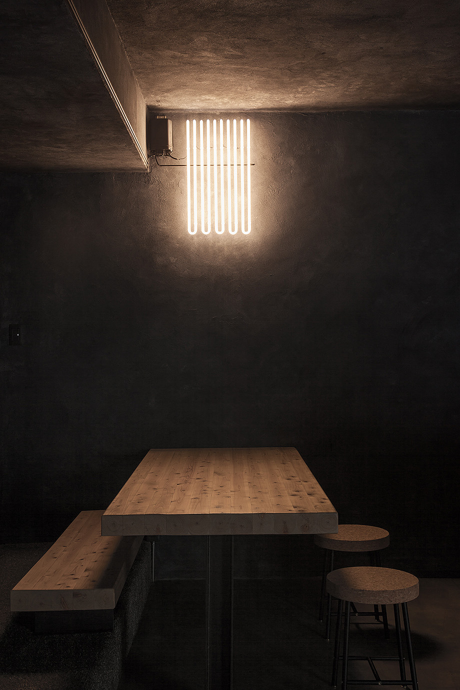 apartamento 202 en shibuya de hiroyuki owaga - foto kaku ohtaki (12)