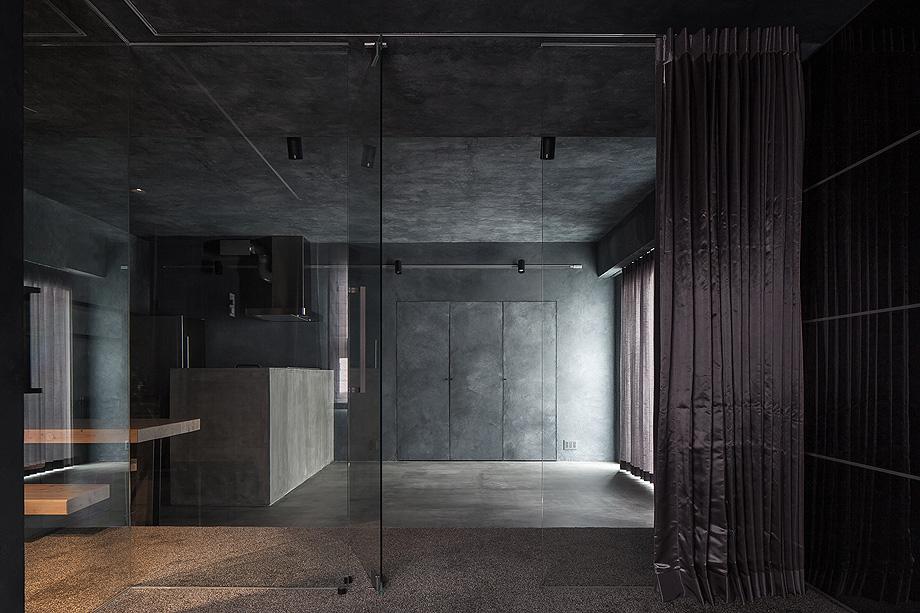 apartamento 202 en shibuya de hiroyuki owaga - foto kaku ohtaki (16)
