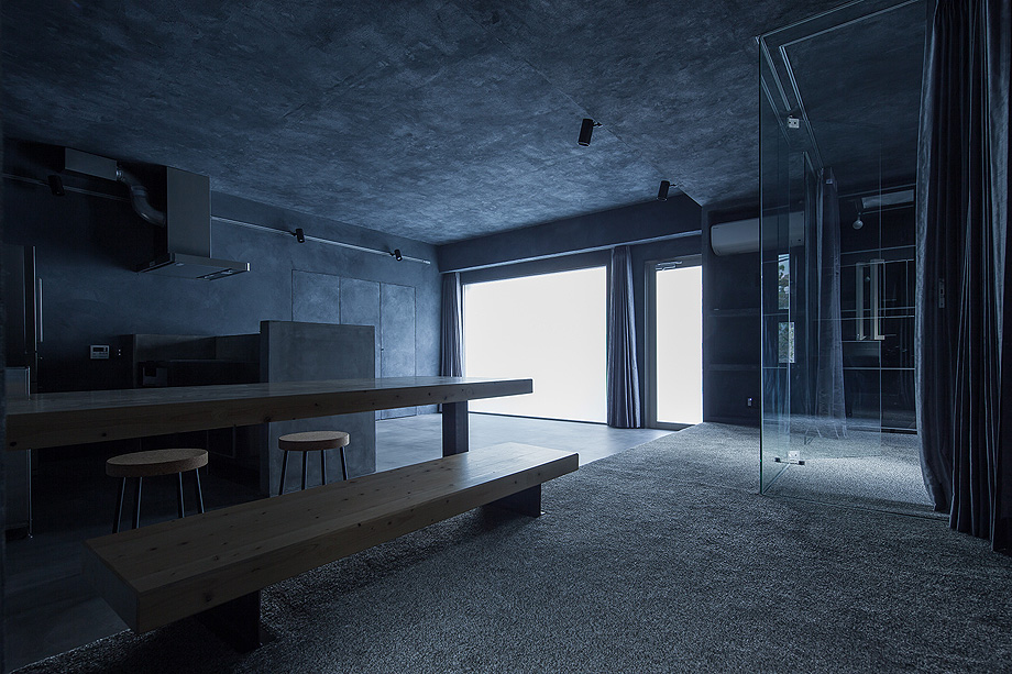apartamento 202 en shibuya de hiroyuki owaga - foto kaku ohtaki (17)