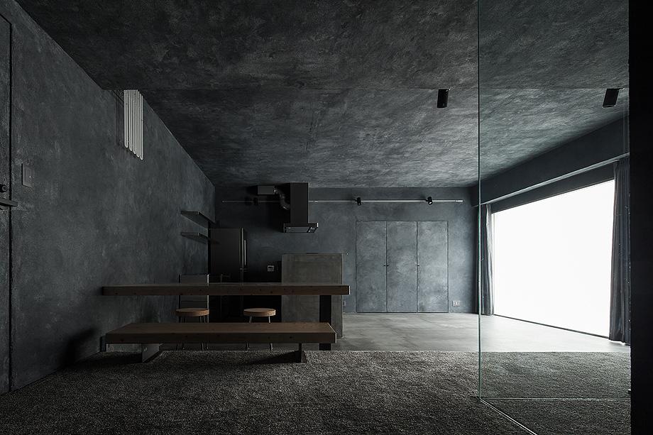 apartamento 202 en shibuya de hiroyuki owaga - foto kaku ohtaki (2)