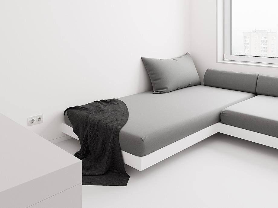 apartamento en moscu de flow project - foto flow project (6)