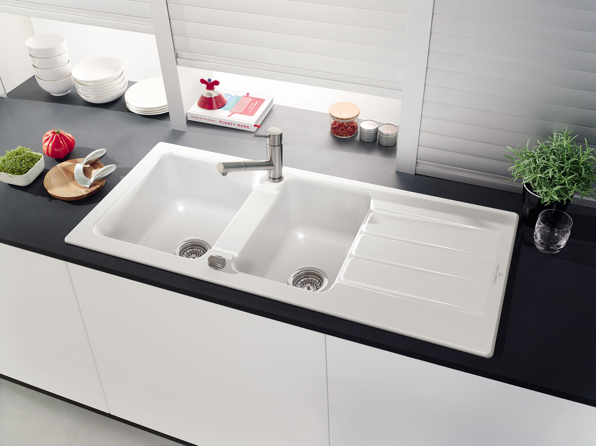 Hermosa Ikea Cocina Plato Escurridor Fregadero Embellecimiento ...