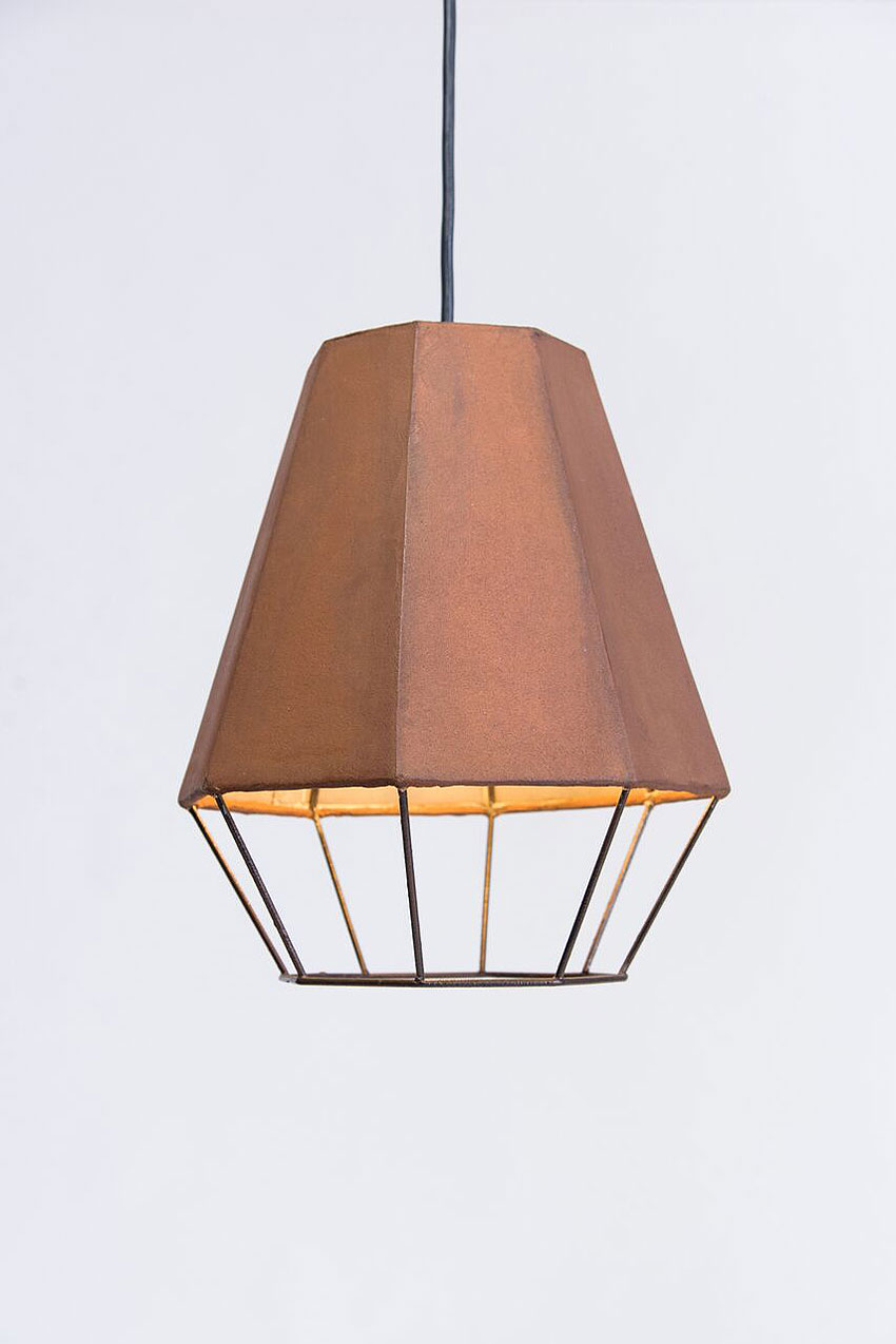 lamparas geometrica de michelle urtecho y cement design (10)