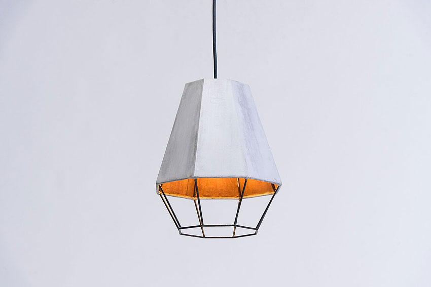 lamparas geometrica de michelle urtecho y cement design (4)