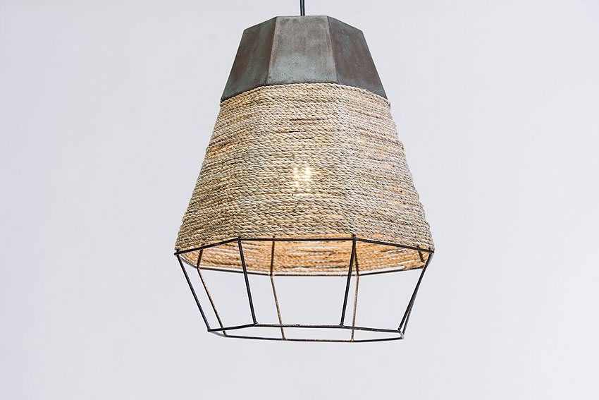 lamparas geometrica de michelle urtecho y cement design (7)