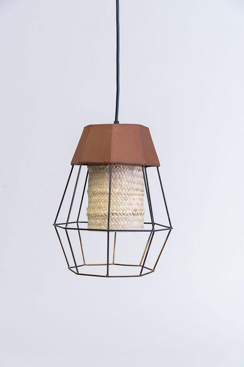 lamparas geometrica de michelle urtecho y cement design (8)