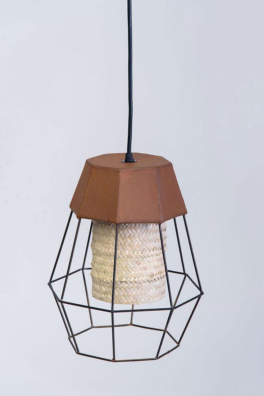 lamparas geometrica de michelle urtecho y cement design (9)