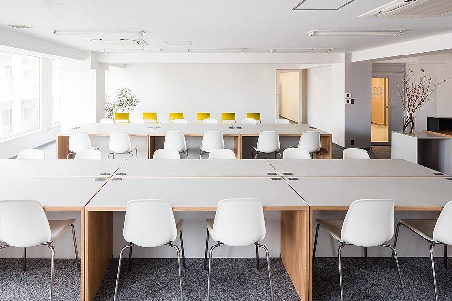 oficina y espacio de estudio de shimpei oda - foto norihito yamauchi (10)