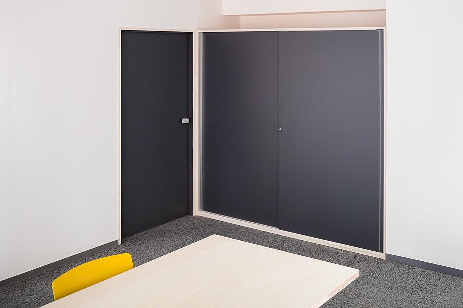 oficina y espacio de estudio de shimpei oda - foto norihito yamauchi (21)