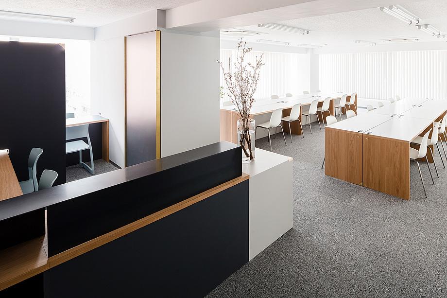 oficina y espacio de estudio de shimpei oda - foto norihito yamauchi (7)
