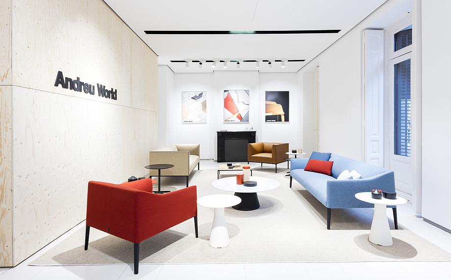 showroom andreu world madrid (1)