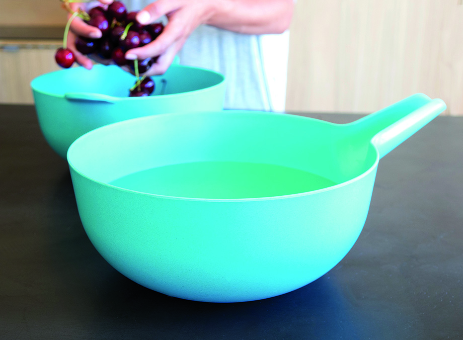 81. handy bowl & colander set