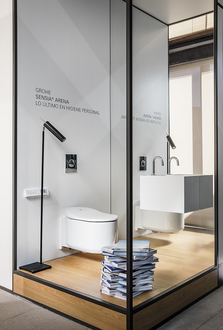 ampliacion showroom grohe en el coam (6)