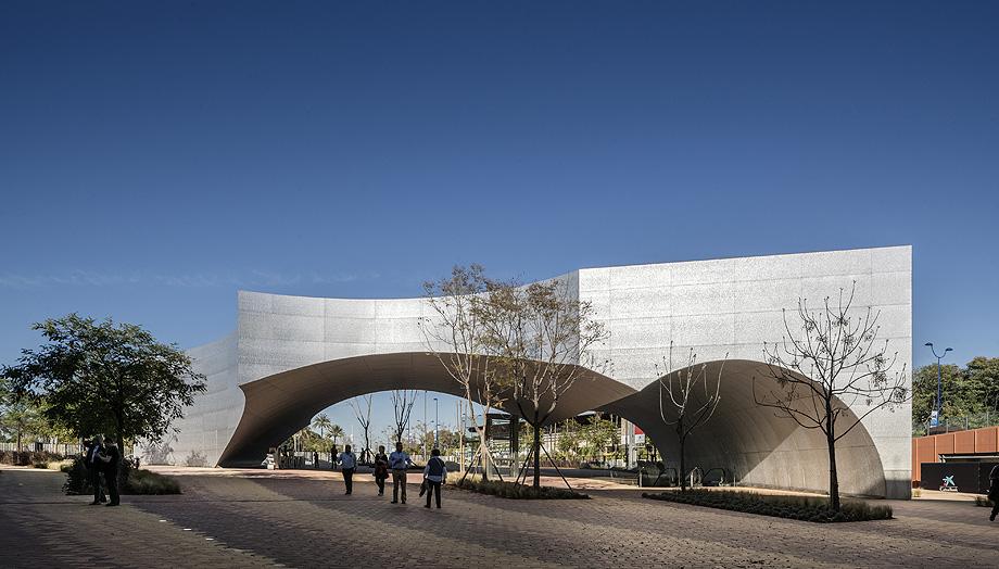 Guillemo Vazquez Consuegra architect | Sevilla (España) | March 2017