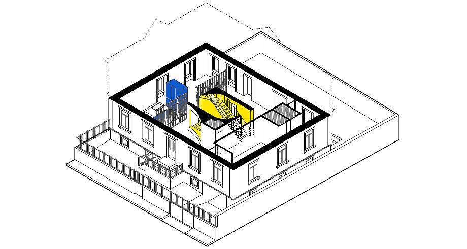 hostel na parede de aurora arquitectos - foto do mal o menos (46)