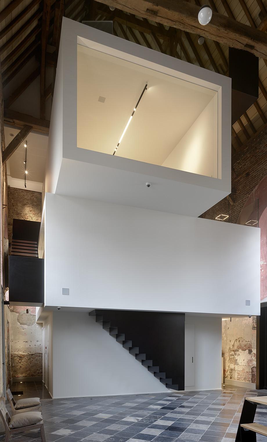 oficina de arquitectura de klaarchitectuur - foto toon grobet (2)