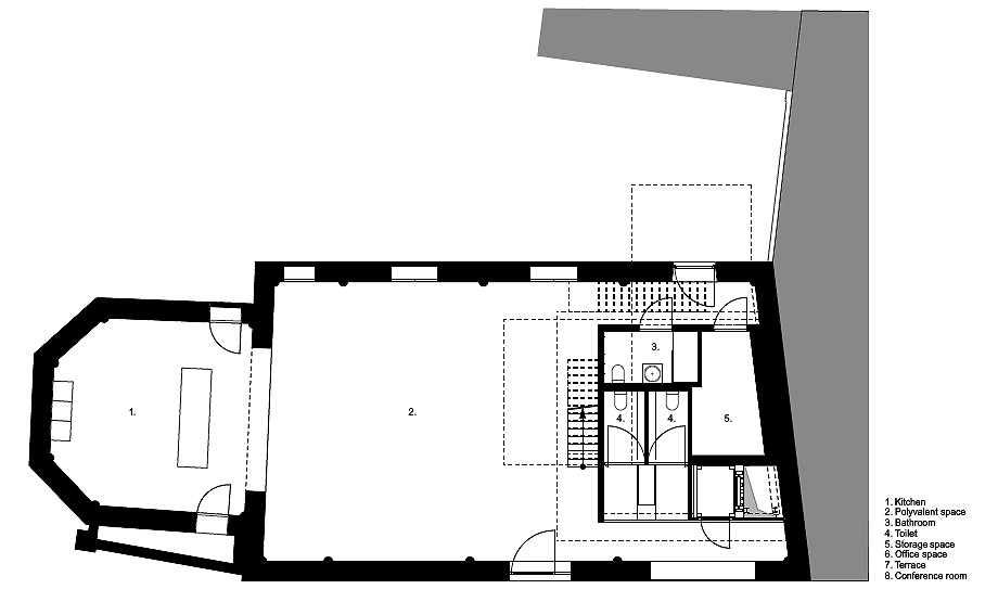 oficina de arquitectura de klaarchitectuur - planimetría (1)