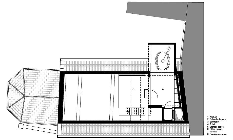 oficina de arquitectura de klaarchitectuur - planimetría (4)