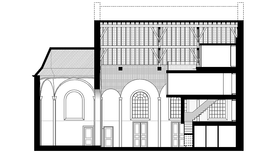 oficina de arquitectura de klaarchitectuur - planimetría (6)