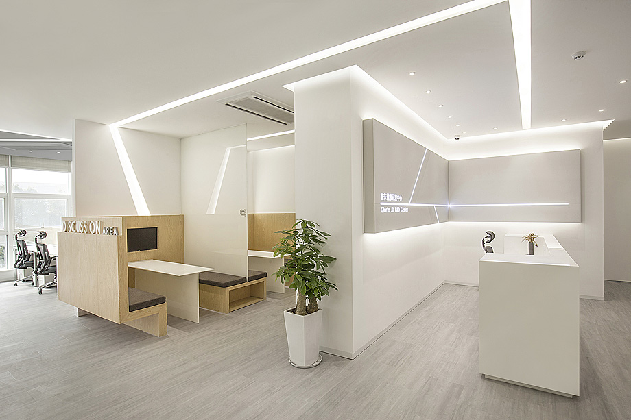 oficinas empresa farmaceutica por feeling design - foto wu wen (3)