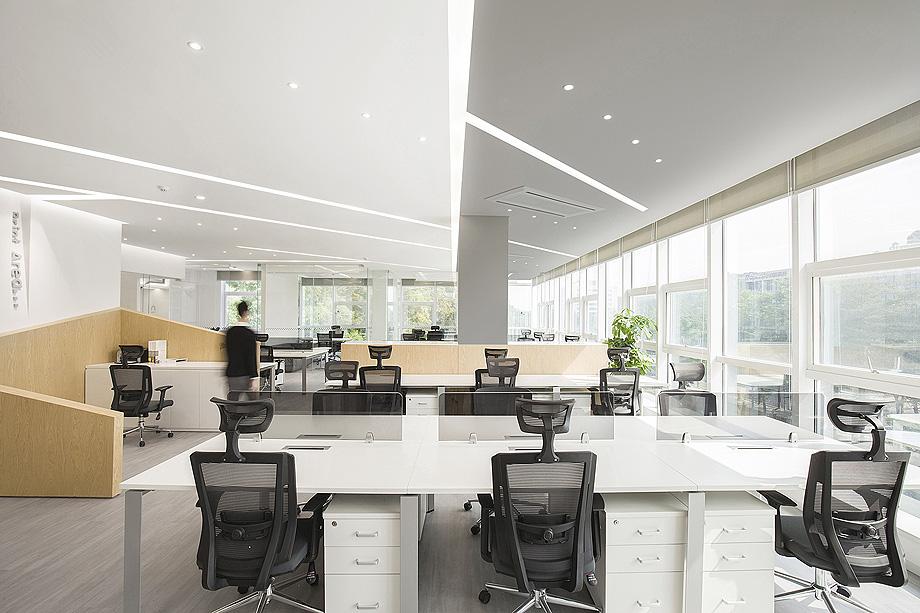oficinas empresa farmaceutica por feeling design - foto wu wen (8)