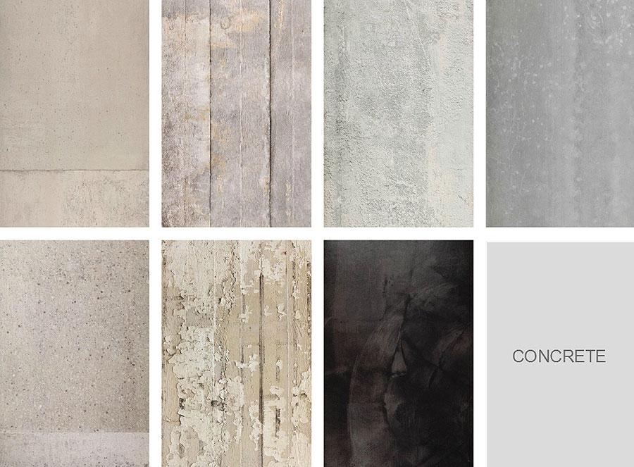 papel pintado concrete de piet boon en papeles de los 70 (6)