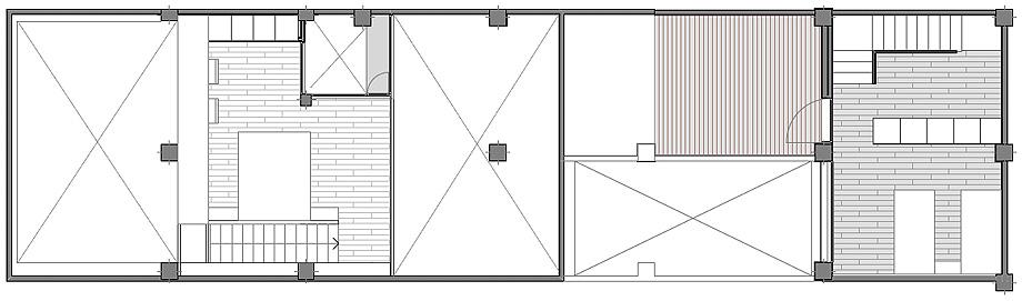 reforma casa de pueblo por ambau - planimetria (27)
