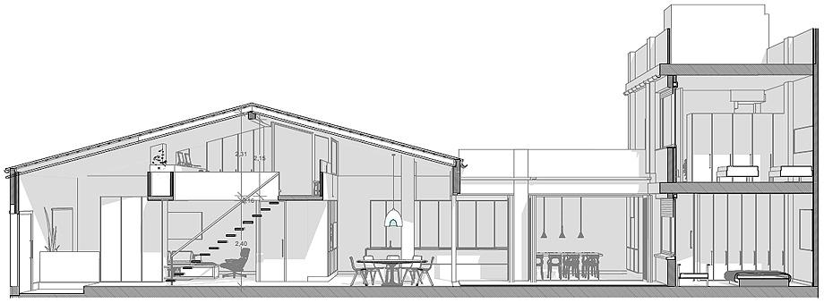 reforma casa de pueblo por ambau - planimetria (28)