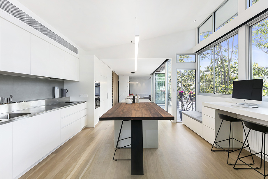 residencia port melbourne por finnis architects y catherine francis - foto les hams (1)