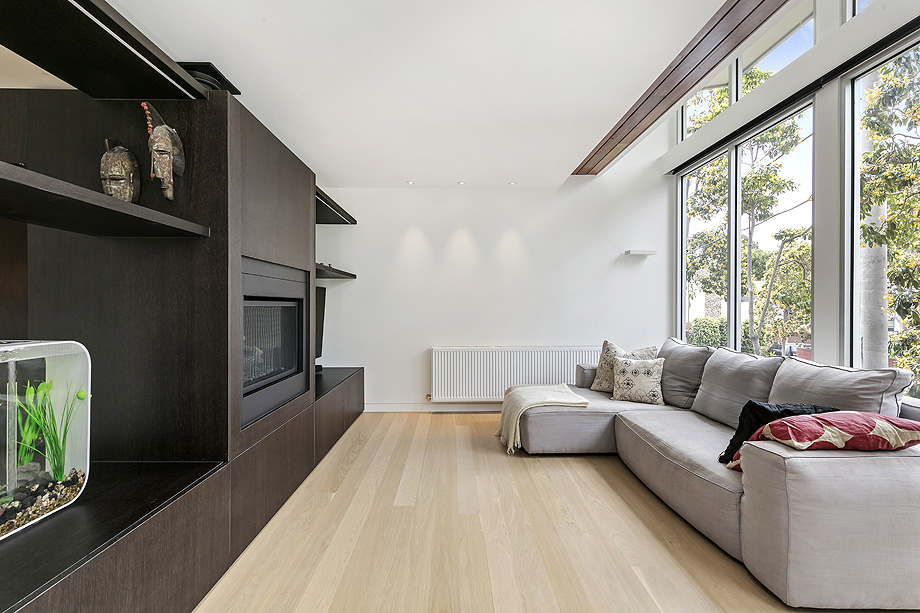 residencia port melbourne por finnis architects y catherine francis - foto les hams (10)