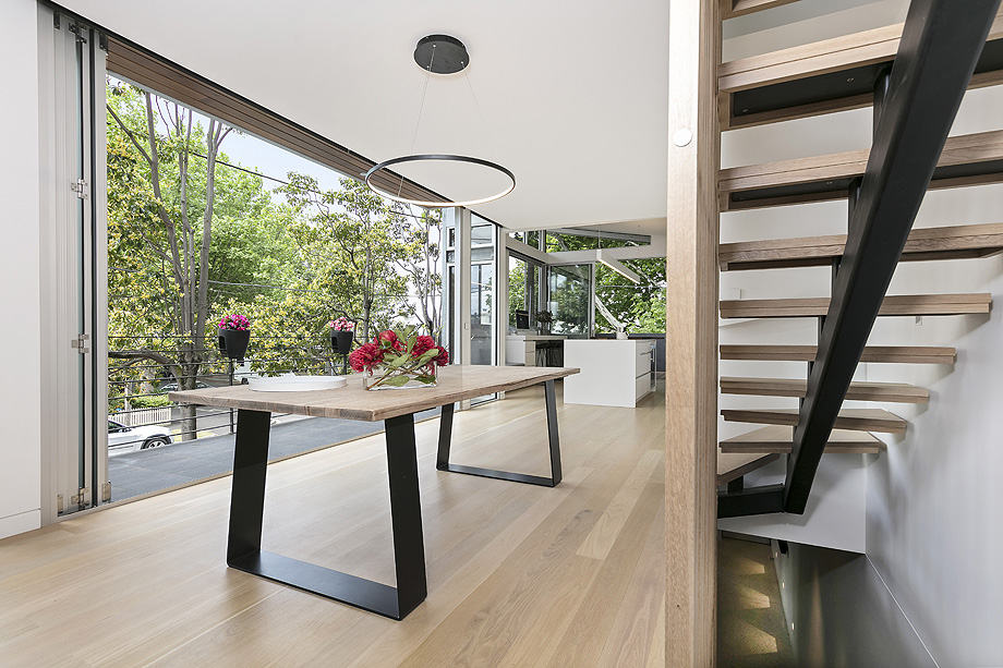 residencia port melbourne por finnis architects y catherine francis - foto les hams (7)