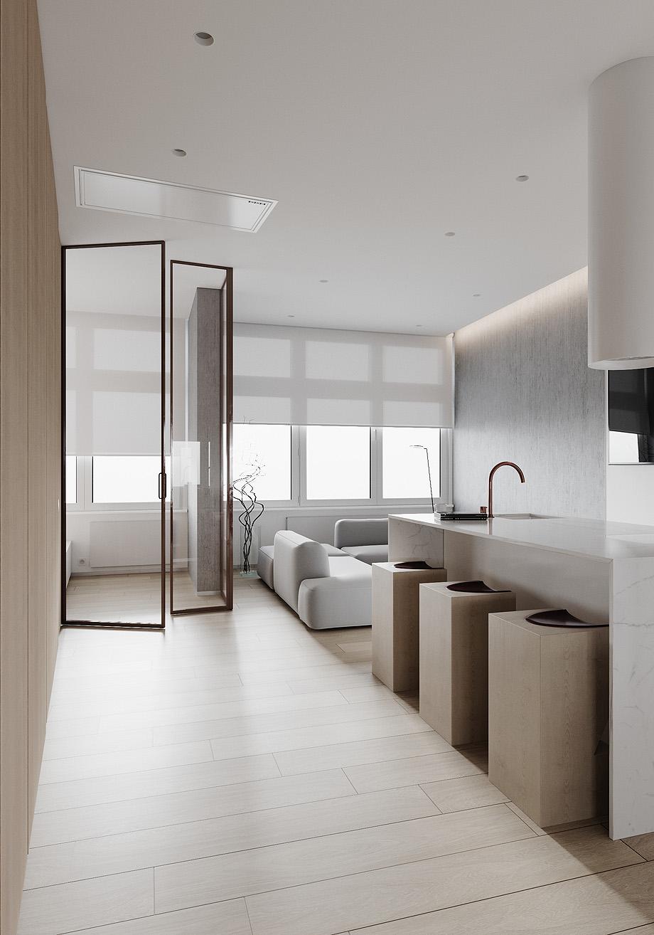 apartamento 191 en odessa de m3 architects - foto m3 architects (1)