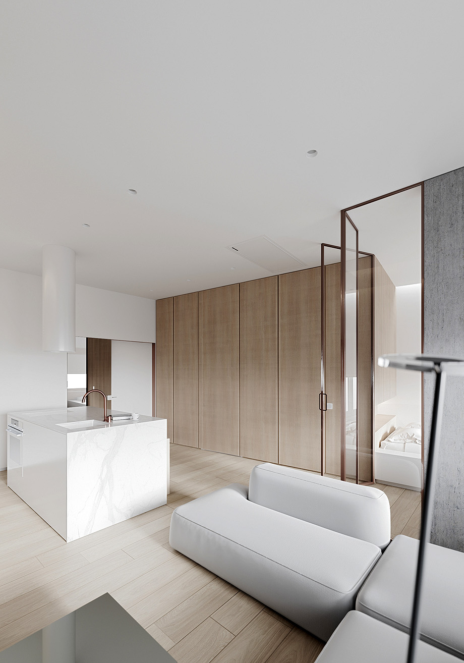 apartamento 191 en odessa de m3 architects - foto m3 architects (3)