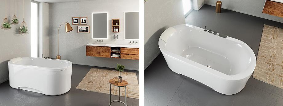 bañera ovvio de grandform