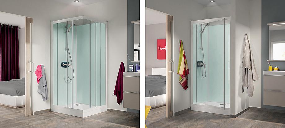 cabina de ducha kineprime glass de grandform