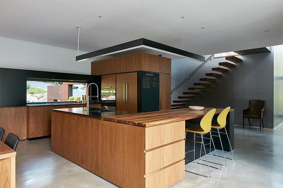 casa en charlebois lake de paul bernier - foto james brittain (7)