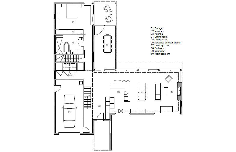 casa en charlebois lake de paul bernier - plano (18).jpg
