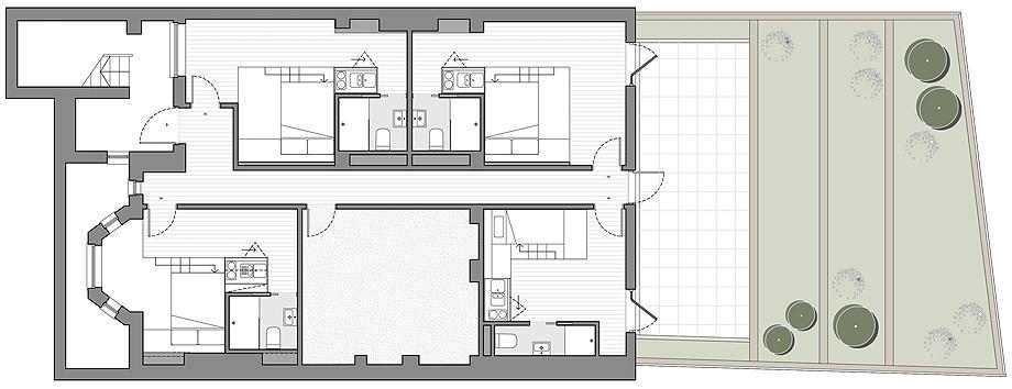 diseño interior de 18 micro-apartamentos en londres por laura encinas planimetría (1)