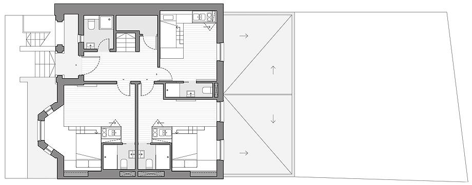 diseño interior de 18 micro-apartamentos en londres por laura encinas planimetría (2)