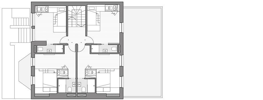 diseño interior de 18 micro-apartamentos en londres por laura encinas planimetría (3)
