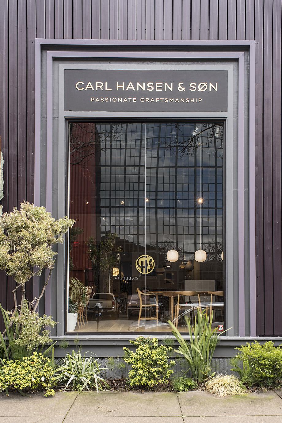 flagship store de carl hansen & son en San Francisco (3)