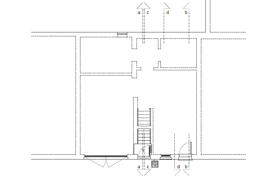 loft olympia de daniele petteno - planimetria (22)