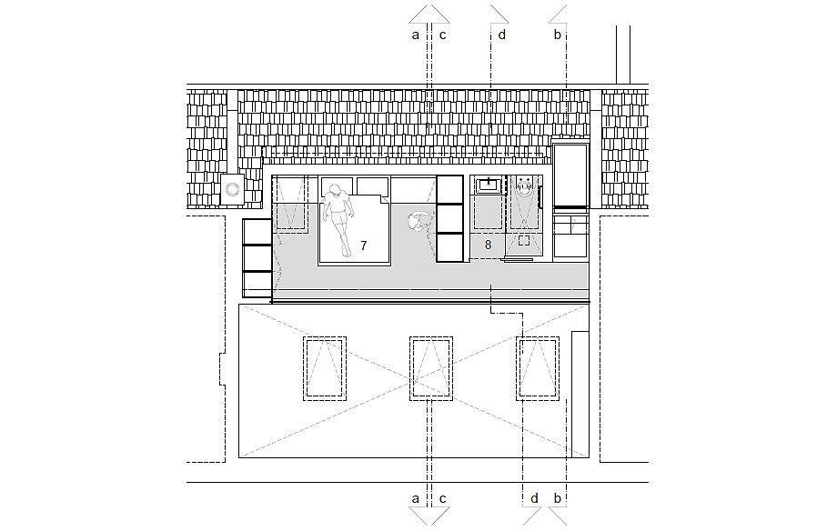 loft olympia de daniele petteno - planimetria (27)