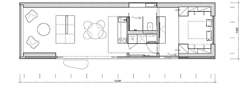cabaña en eslovaquia de ark shelter - planos (17)