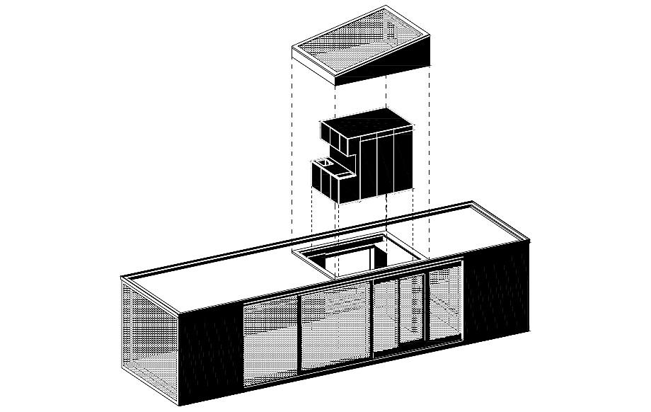 cabaña en eslovaquia de ark shelter - planos (22)