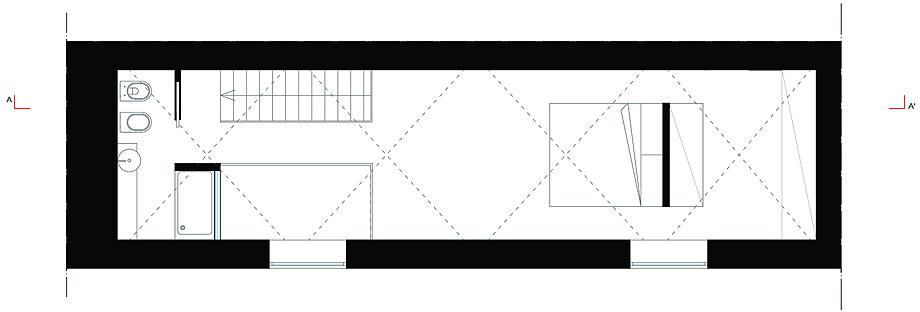 casa a223 de studio DiDeA - plano (17)
