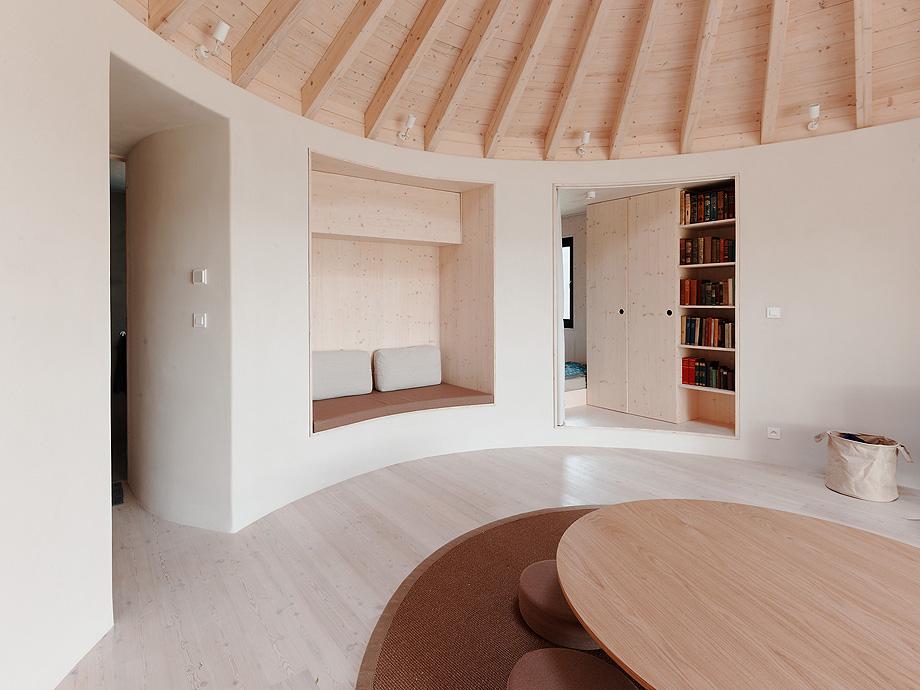 casa de vacaciones de peter jurkovic (JRKVC) - fotografia peter jurkovic (9)