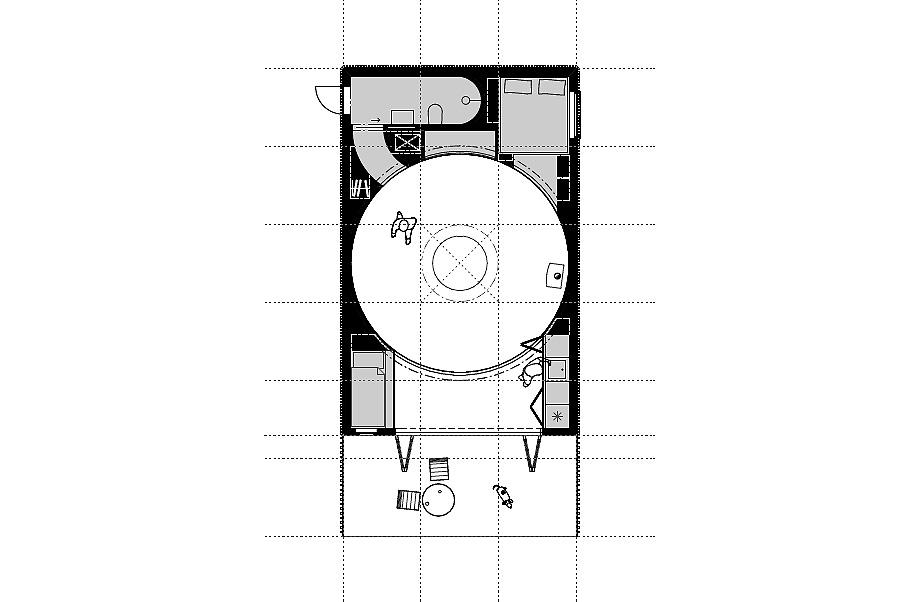 casa de vacaciones de peter jurkovic (JRKVC) - planos (24)